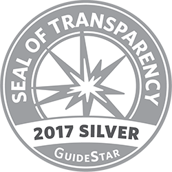 Seal of Transparency 2017 Silver Guidestar
