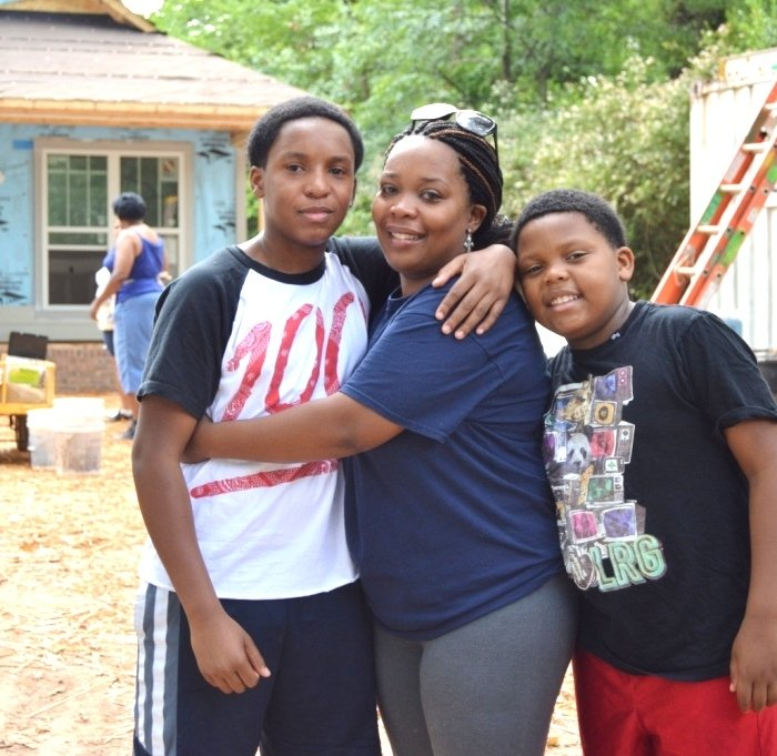 Habitat Homeownership: Family Self-Sufficiency